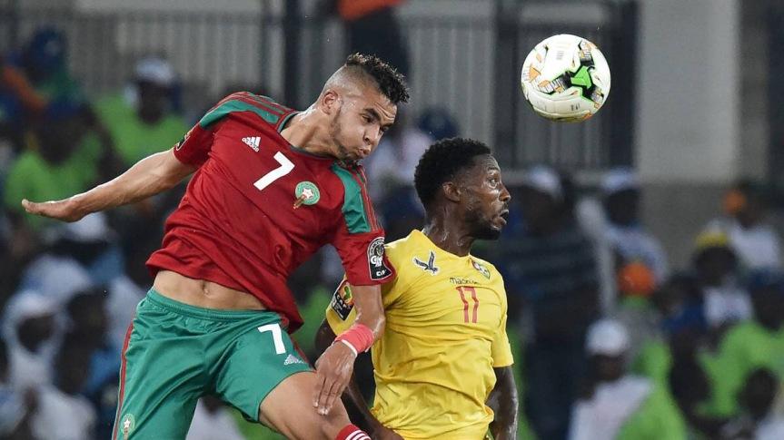 Efímera presencia de En-Nesyri en la derrota de Marruecos anteCamerún