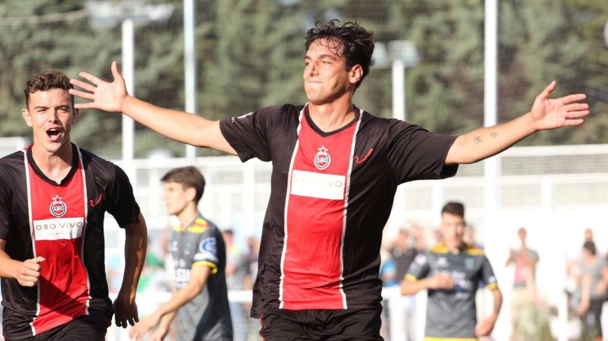 AD Unión Adarve, rival del Malagueño en la última eliminatoria de ascenso a2ªB