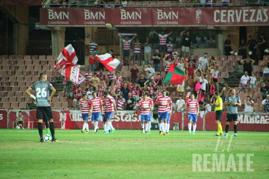 Ni en Granada(1-0)
