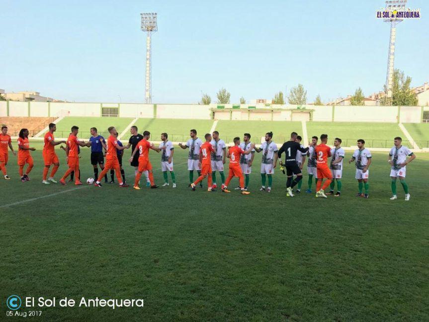El Atlético Malagueño cae derrotado en la despedida deCalatayud