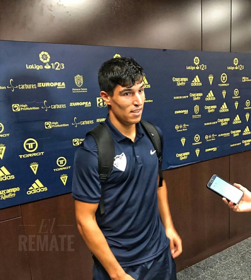 """Diego González: """"Estamos haciendo gran trabajo y hay que seguirasí"""""""