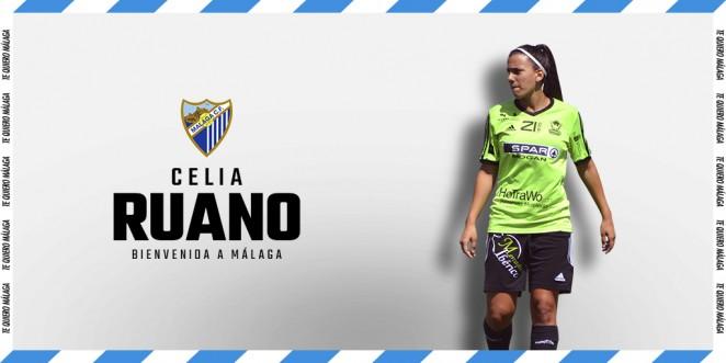 La goleadora Celia Ruano, nuevo fichaje del Málaga CFFemenino