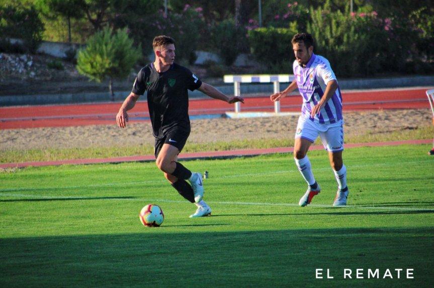 """Jack Harper: """"Yo soy de Málaga aunque no lo parezca y jugar en La Rosaleda y meter un gol sería unsueño"""""""