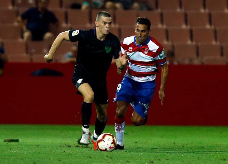 El Málaga se lleva el Ciudad de Granada en la tanda de penaltis(0-0)