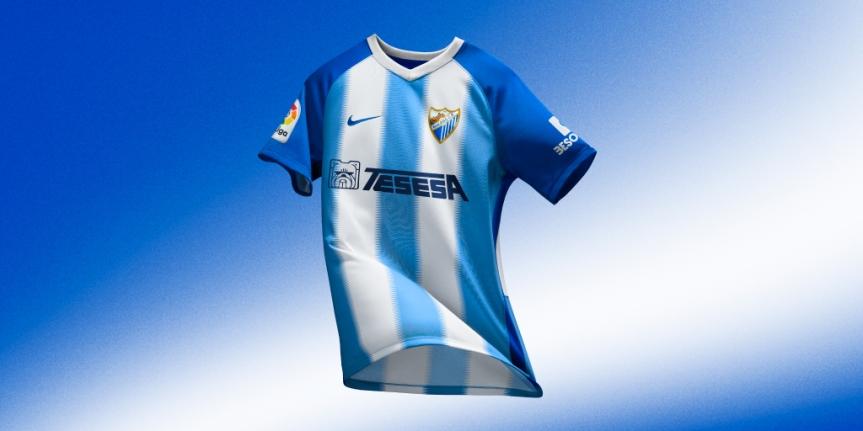 El Málaga CF da a conocer su nuevapiel