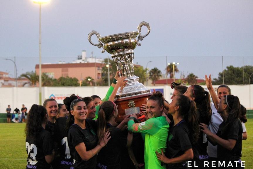 La victoria del Málaga Femenino ante el CF Benfica enimágenes
