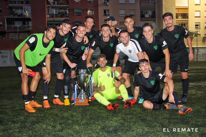 La victoria del Atlético Malagueño sobre El Palo enimágenes