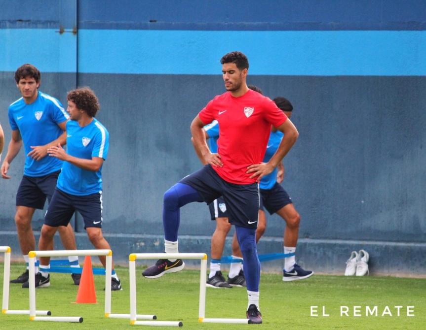 Munir es convocado con Marruecos y se perderá el próximo partido en LaRosaleda