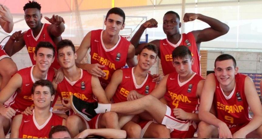 Los Guindos, presente en el Campeonato de EuropaSub-16