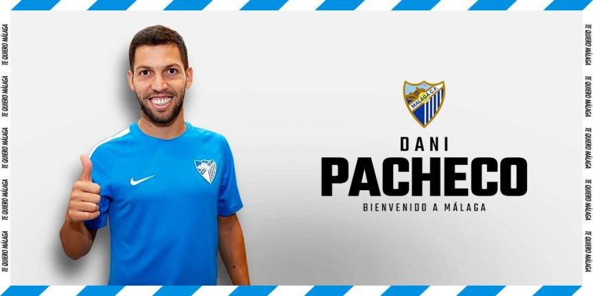 Oficial: Dani Pacheco ya es nuevo jugadorblanquiazul