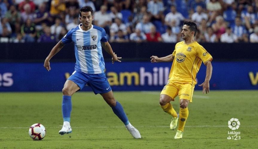 El Málaga se abona a los 80′(1-0)