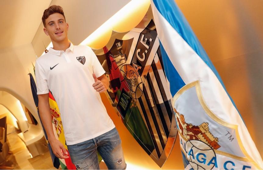 Pau Torres, nuevo refuerzo para el MálagaC.F.