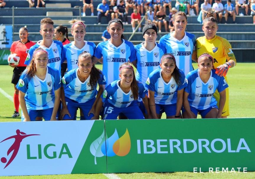 Las mejores imágenes del Málaga CF Femenino 0-3 RealBetis