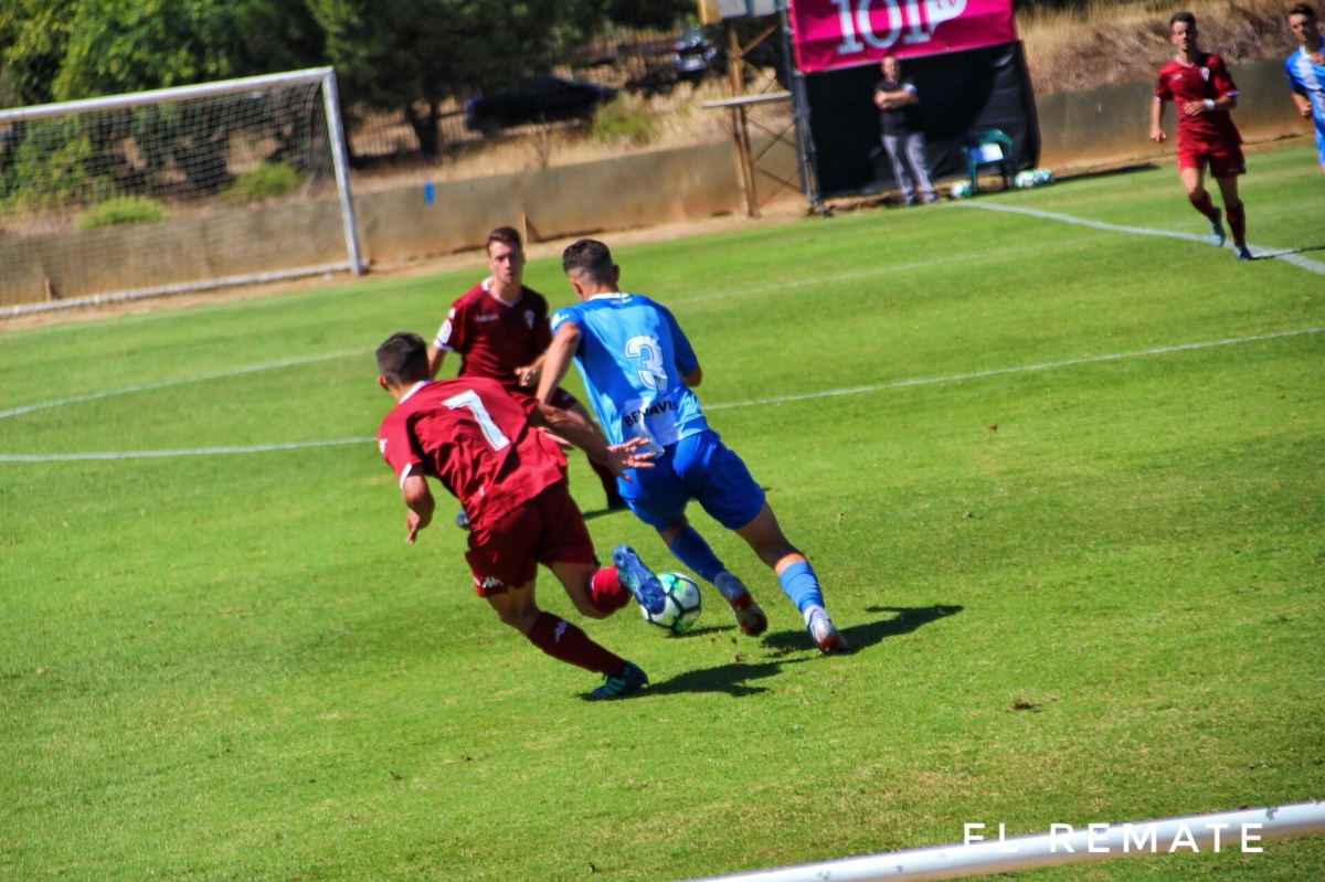 El División de Honor engrasa la máquina ante el Córdoba (8-0)