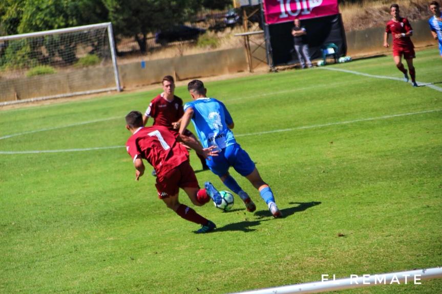 El División de Honor engrasa la máquina ante el Córdoba(8-0)