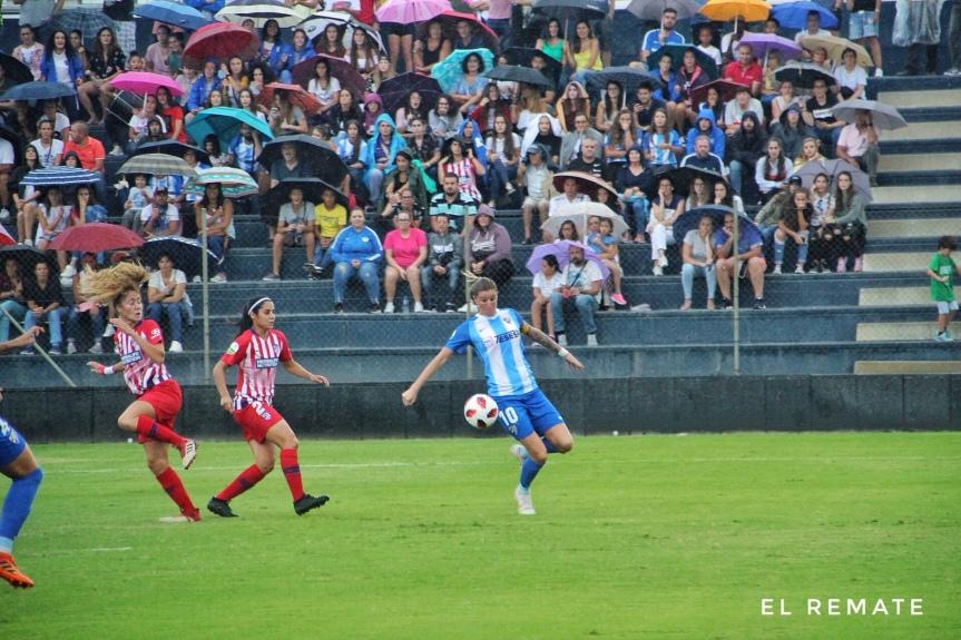 Las campeonas amargan el debut en la Liga Iberdrola del Femenino(0-4)