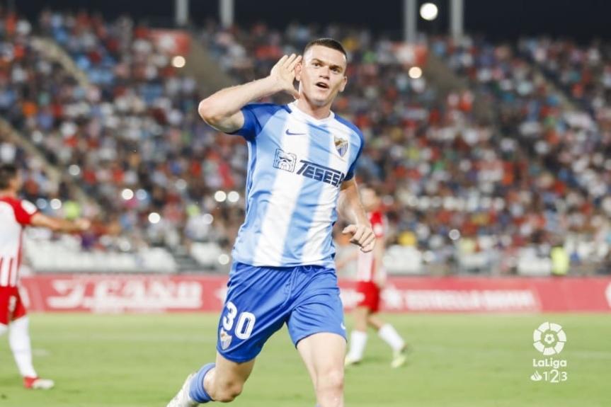 Harper y Munir la lían en Almería(0-1)
