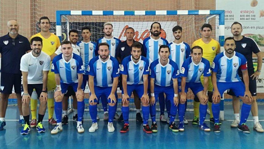 El Málaga CF Futsal apabulla a Los Olivos y sigue líder(8-1)