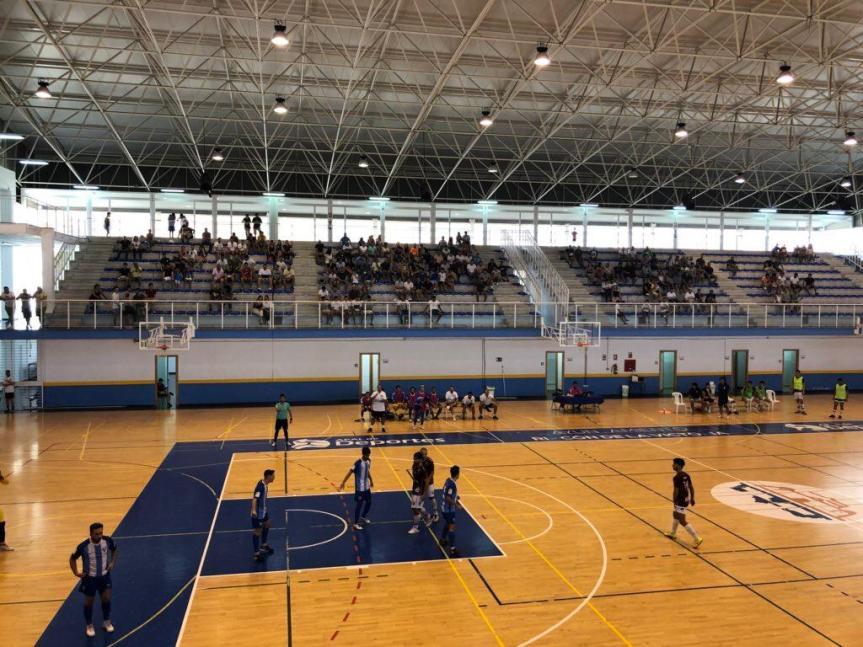 El Málaga CF Futsal se estrena con triunfo en Segunda Andaluza(6-5)
