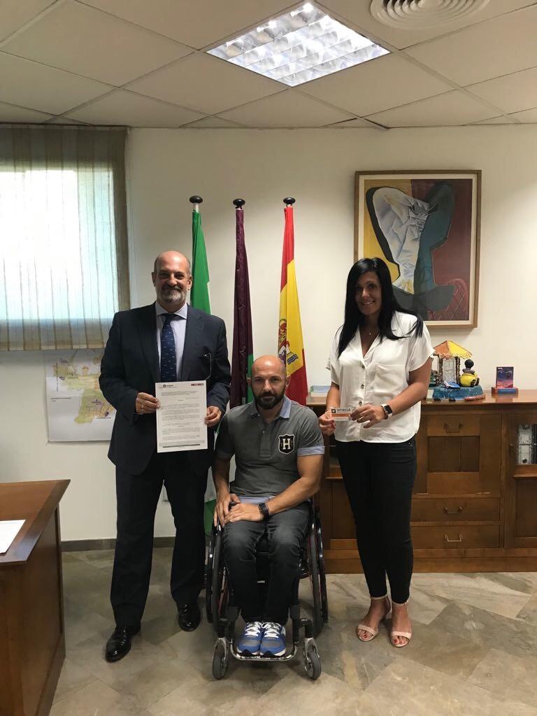 Smassa facilitará el estacionamiento a los aficionados del GAES Málaga y del RincónFertilidad