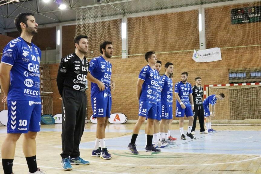 El fortín de Carranque le da la primera victoria al GAES Málaga(25-22)
