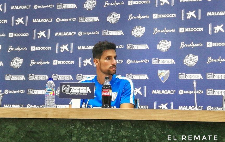 """Adrián González: """"Este fin de semana nos llega una buena oportunidad paracrecer"""""""