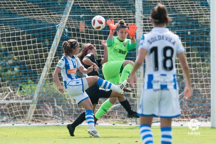 El Femenino, sin premio ante la Real(3-0)