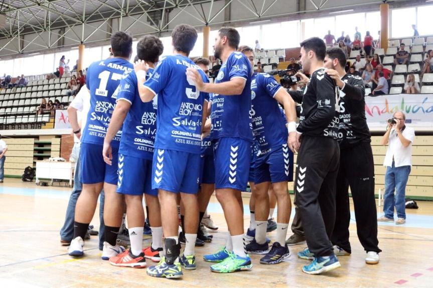 El GAES Málaga vence a un aspirante a ASOBAL(27-21)