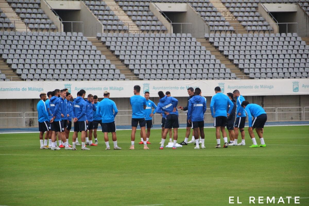 Los 20 de Muñiz para jugar contra el Cádiz