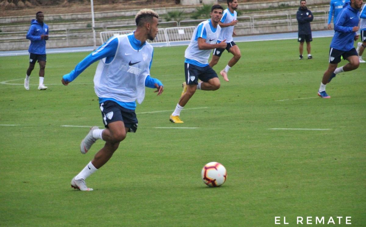El Málaga CF sigue a lo suyo y vence 2-1 a un combinado marroquí