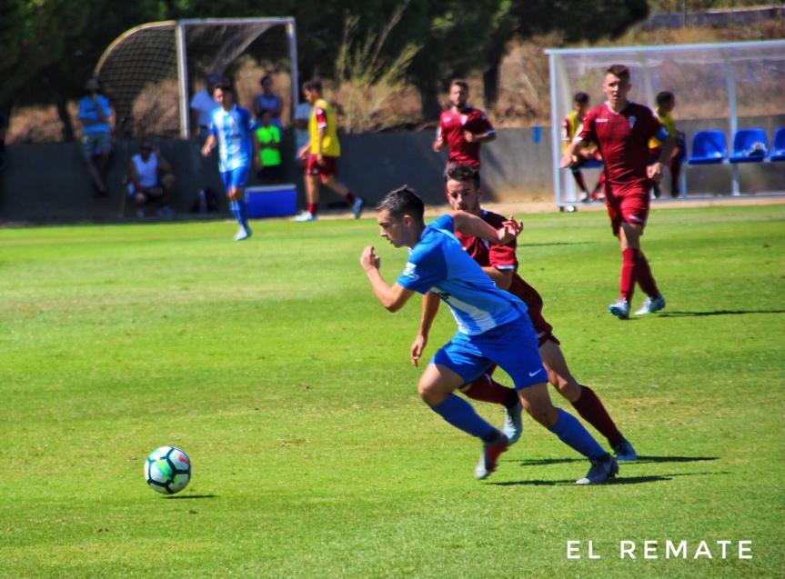 El Juvenil A golea al San Félix para recuperar sensaciones(3-0)