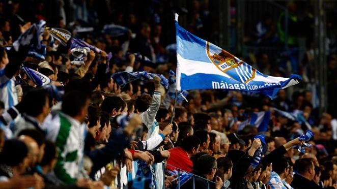 La recaudación de las entradas del Málaga CF – Numancia, para los afectados por lasinundaciones