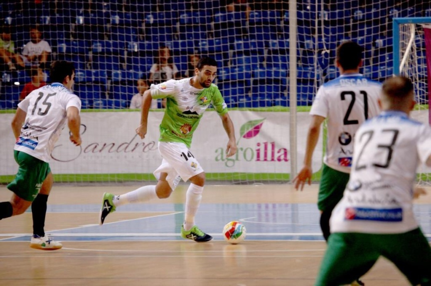 Palma Futsal no tiene piedad del UMA Antequera(6-1)