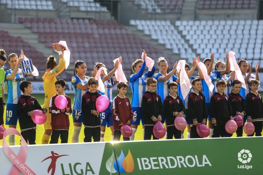 Una racha de Top-3 para el Málaga CFFemenino