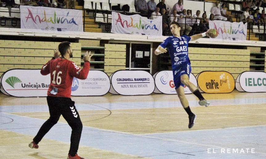 El Gaes Málaga no cede en Córdoba(23-26)