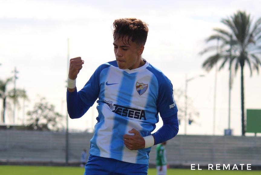Iván Jaime y Hugo dan al Malagueño el primer triunfo del curso en la Federación(2-1)