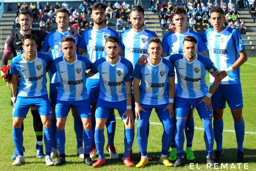 Las mejores imágenes del Atlético Malagueño 0-1 UDMelilla