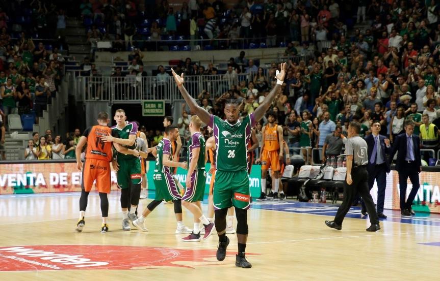 El Unicaja retoma la Liga Endesa en Burgos(20:30)