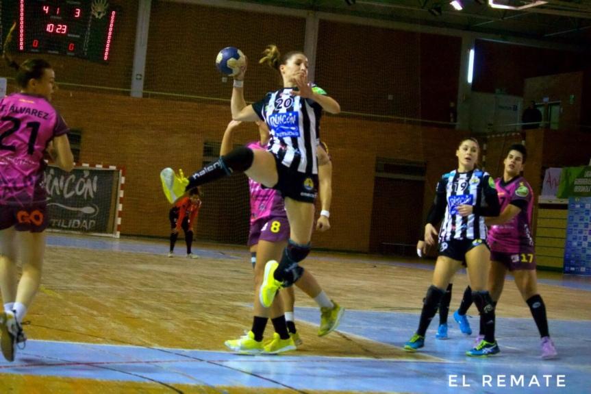 La victoria del Rincón Fertilidad sobre Aula Valladolid enimágenes