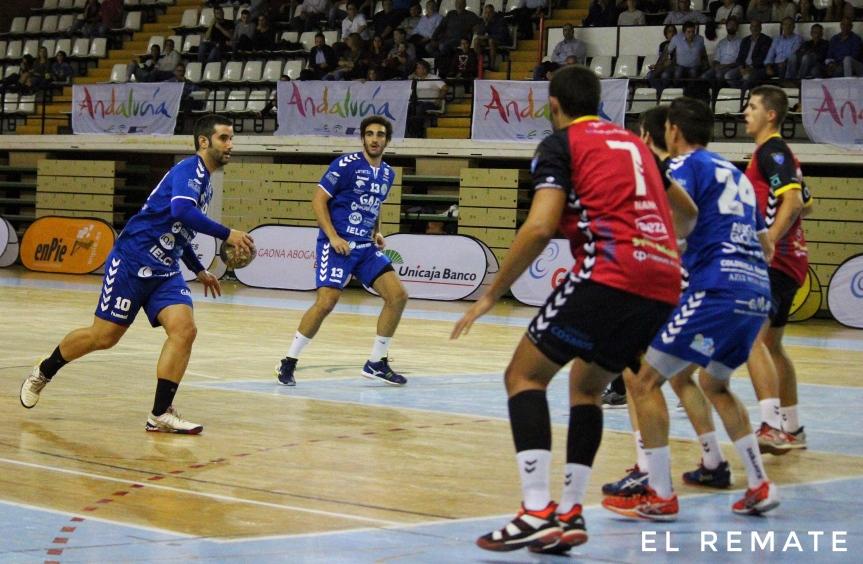 El Gaes Málaga cierra el año con victoria en Extremadura(18-25)