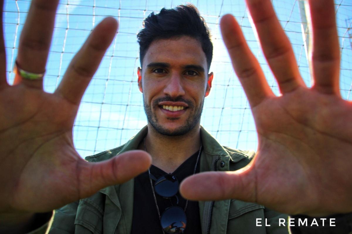 """Munir: """"El Málaga y yo nos hemos encontrado en el momento perfecto"""""""