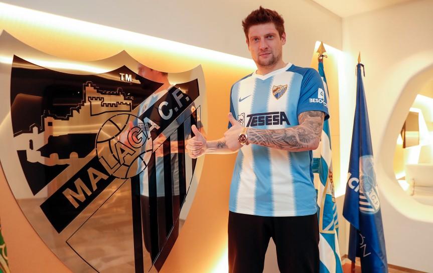 Oficial: Seleznyov ya es nuevo jugadorblanquiazul