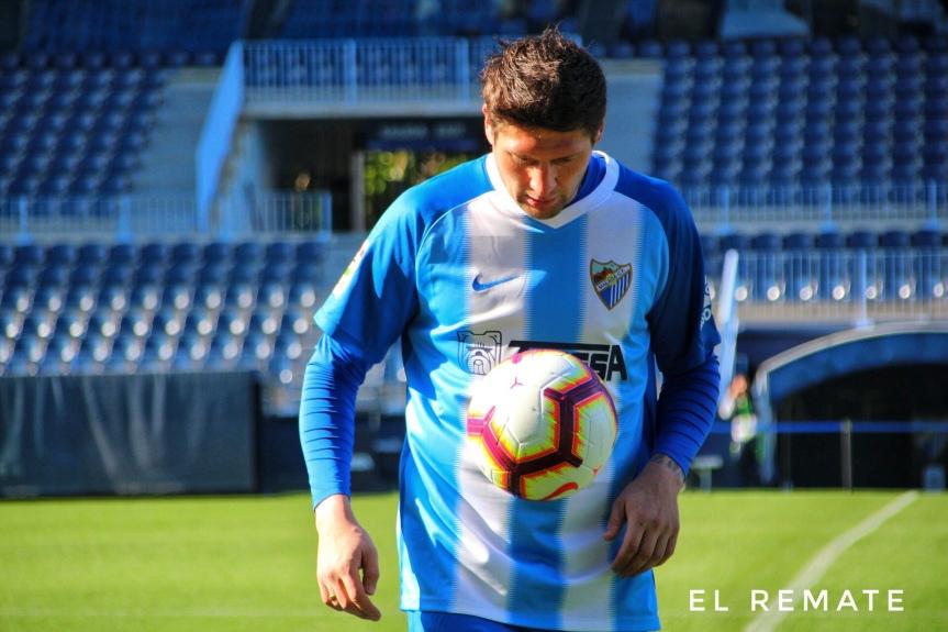 Seleznov rescinde su contrato de mutuo acuerdo con el MálagaCF
