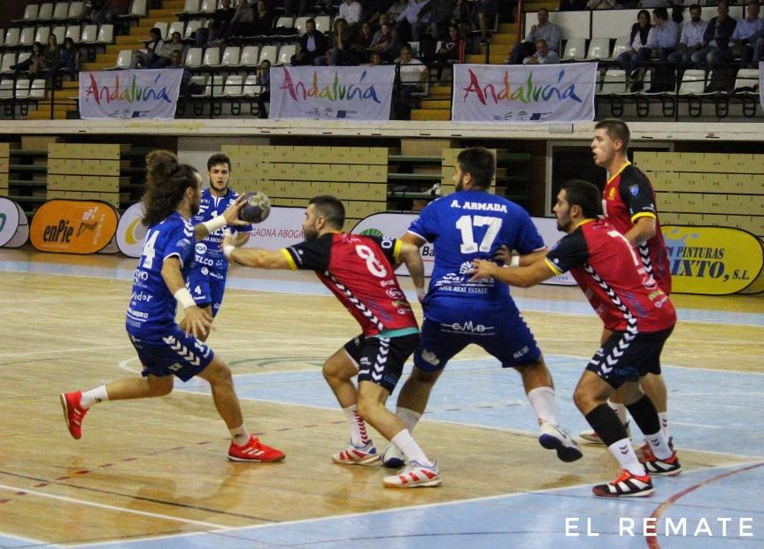 El Gaes Málaga vuelve a sonreír(20-23)