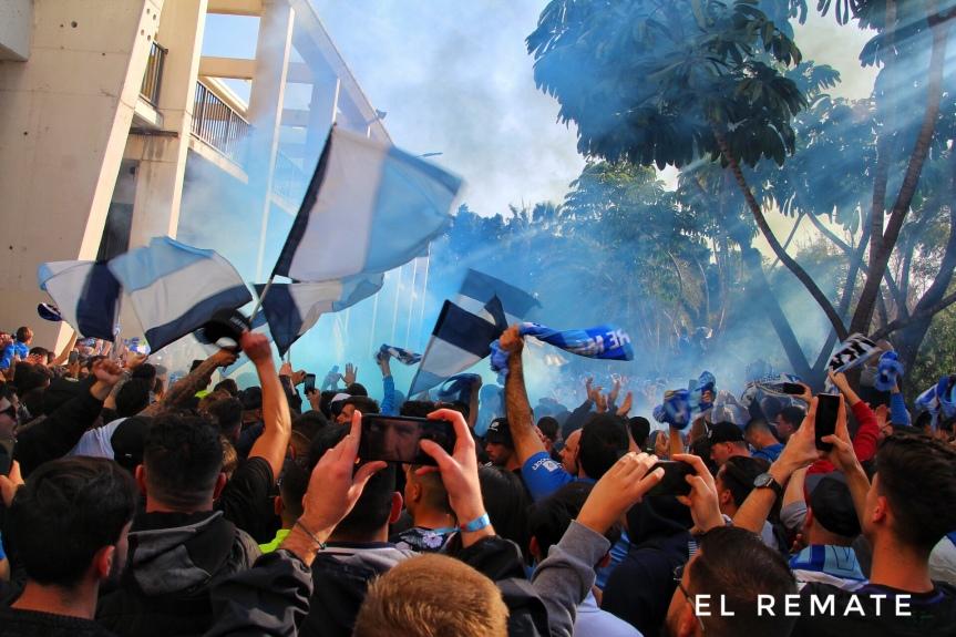 Granada CF y Málaga CF, trabajan para intentar reubicar a los malaguistas en el Nuevo LosCármenes