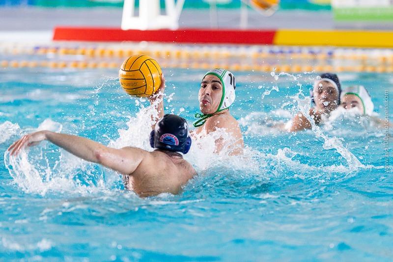 El Waterpolo Málaga se trae un punto de Granollers(5-5)