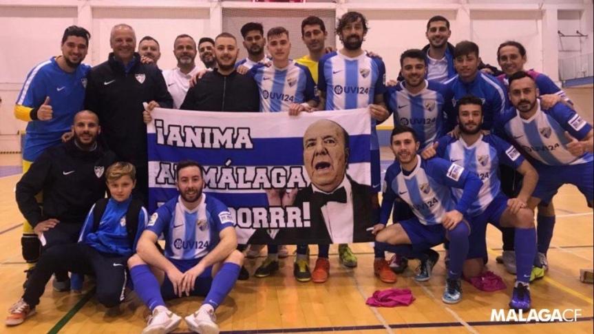 El Málaga CF Futsal, a 40 minutos de hacerhistoria