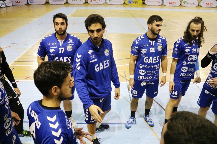El Gaes Málaga sigue sumando victorias en su fortín(25-24)