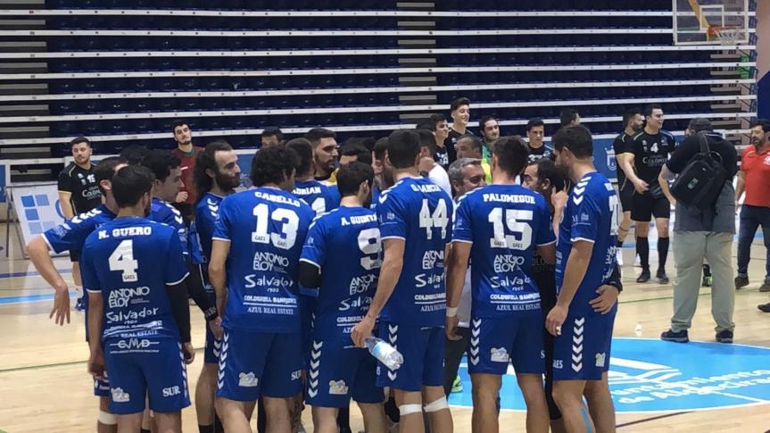 El Gaes Málaga no da tregua a sus perseguidores(23-31)