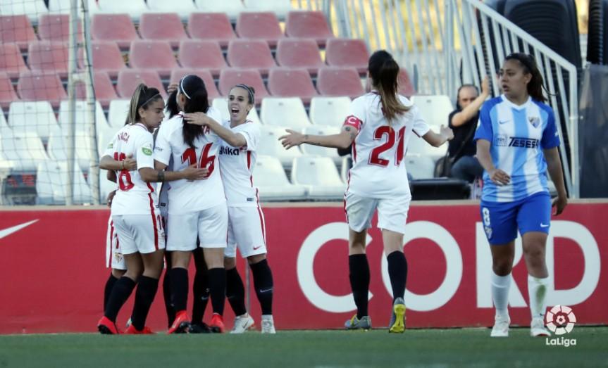 El Málaga Femenino pone un clavo más en su ataud(5-0)